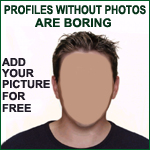 Image recommending members add New Jersey Passions profile photos
